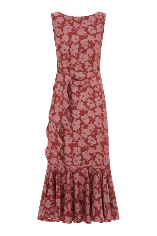 Celia Dress Flowers