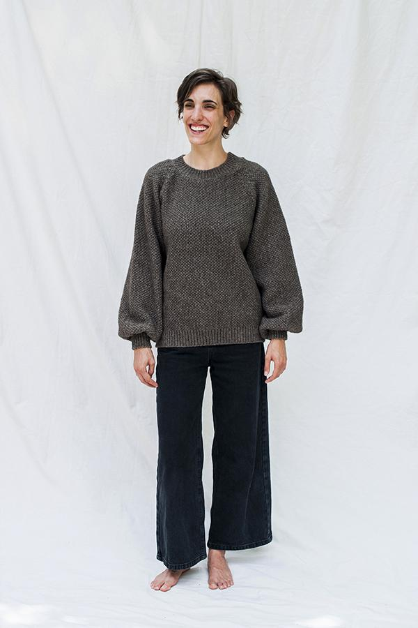 Eva Wool Sweater