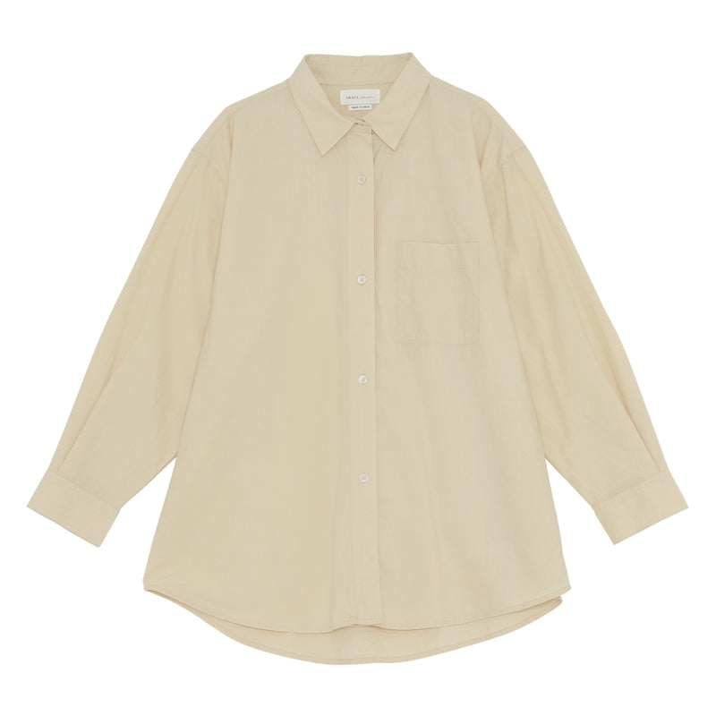 Edgar Shirt - Warm Beige