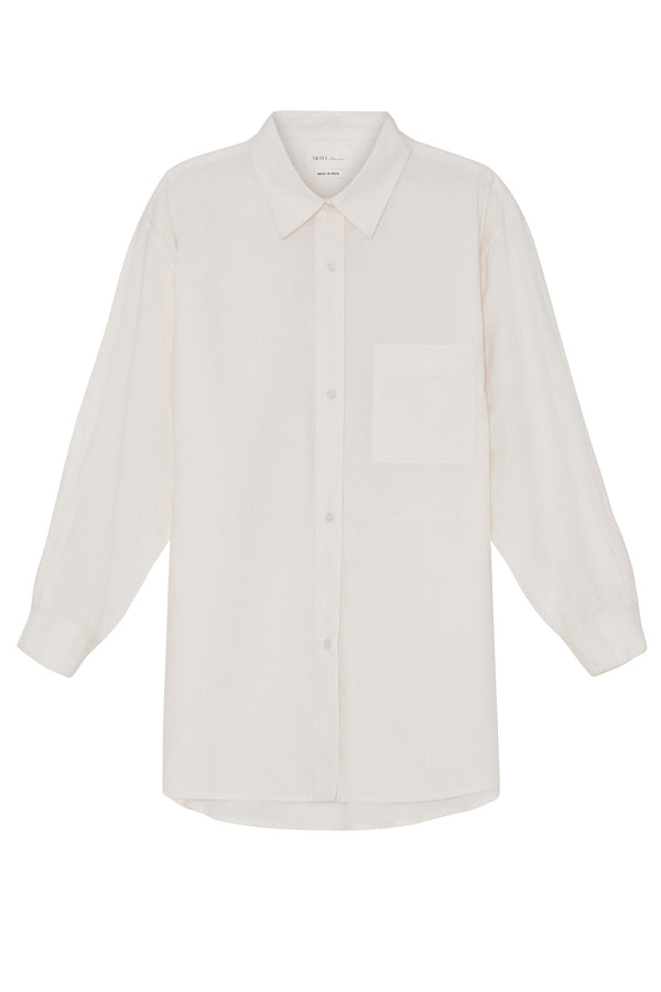 Edgar Shirt - Optic White