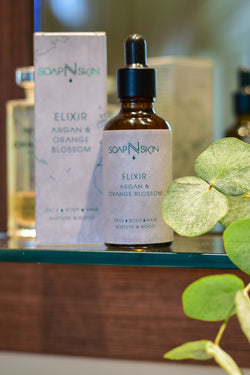 Elixir - Argan & Orange Blossom