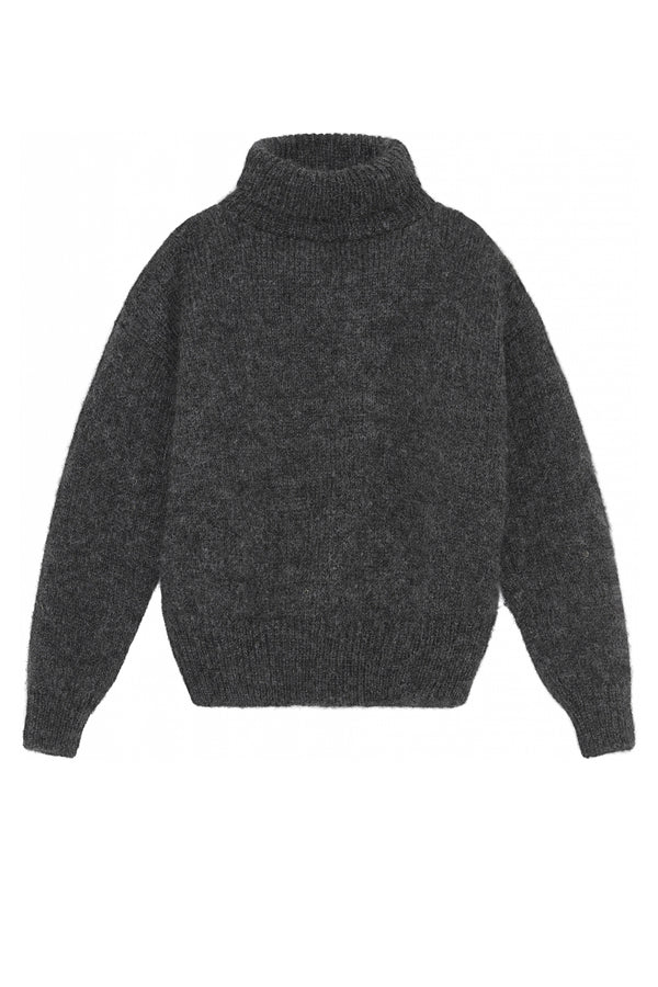 Esther Knit - Dark Grey