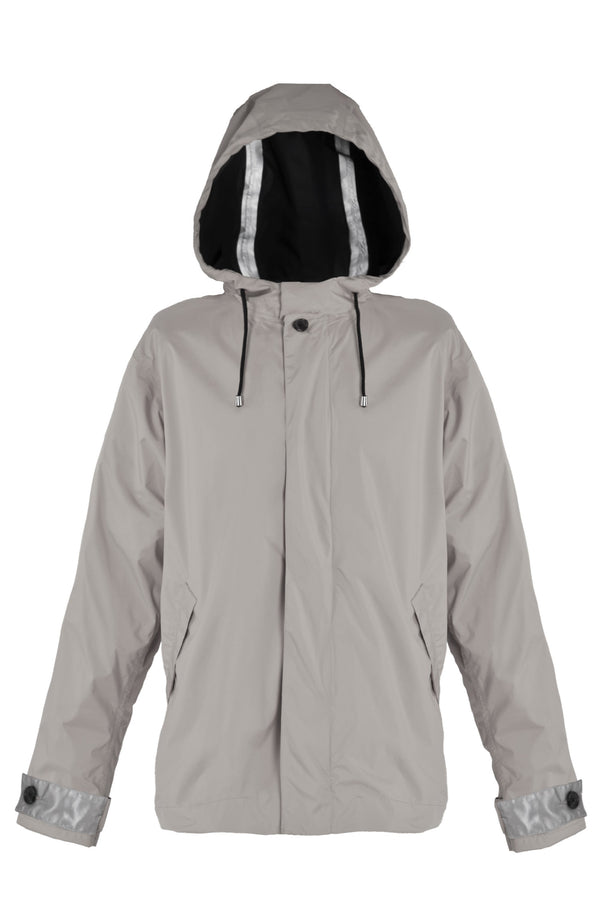 The Meander Jacket - Grey