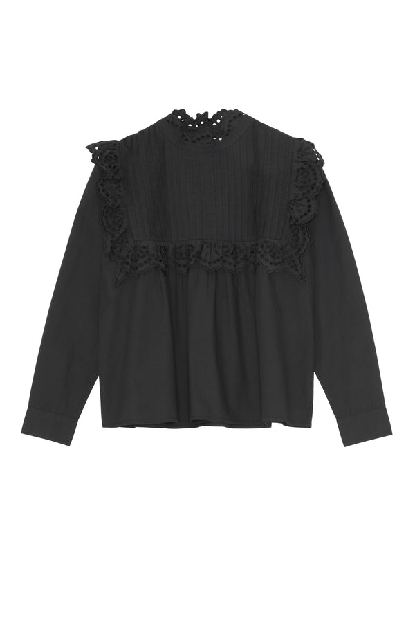 Holly Blouse Black