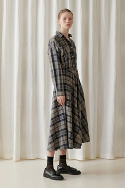 Karen Shirt Dress