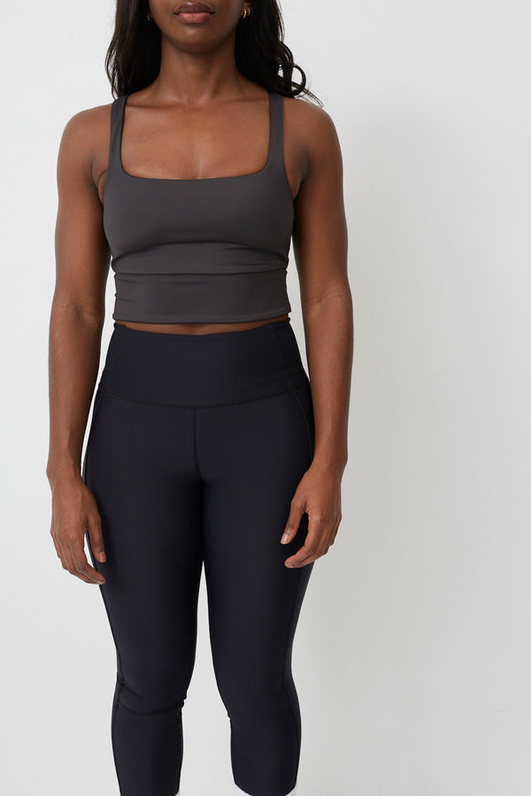 Bea Active Top Liquorice
