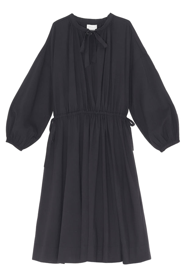 Lyre Dress - Black