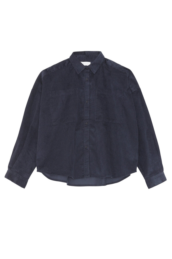 Karen Shirt - Navy