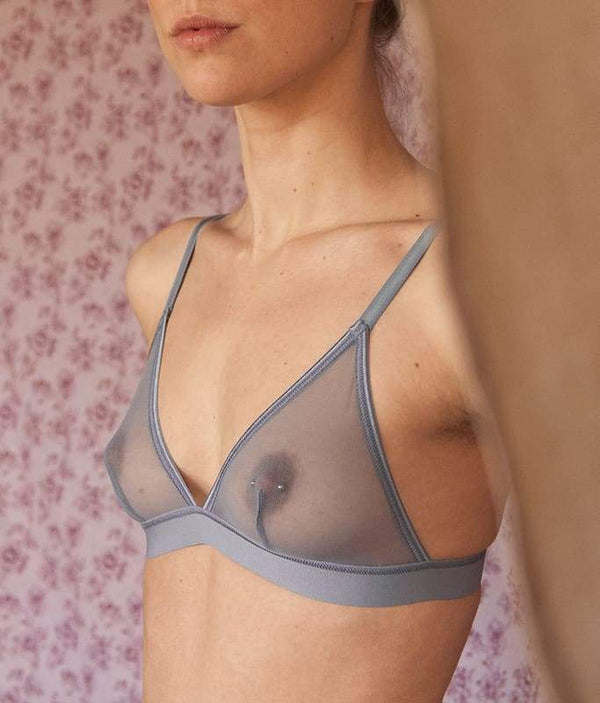 Forget-Me-Not Bra