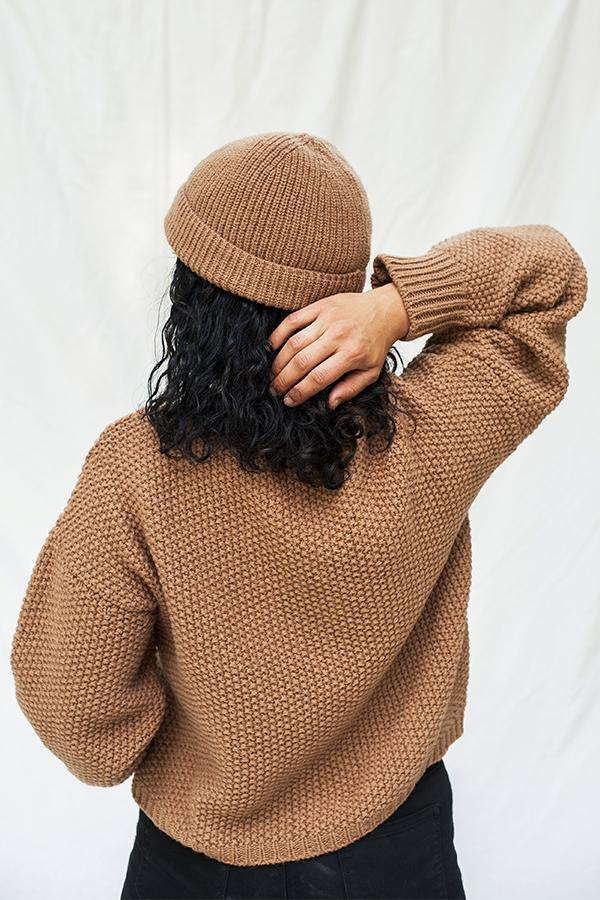PAOLA Wool Sweater