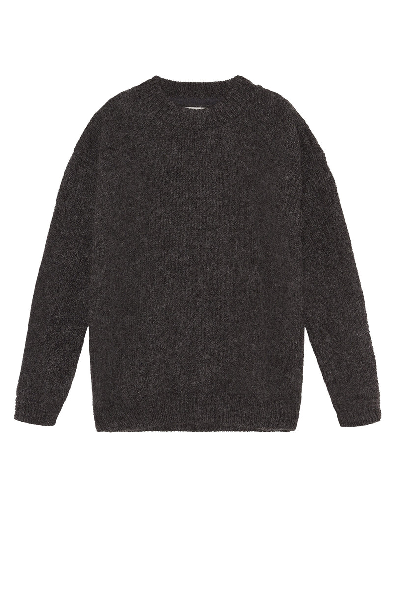 Penny Knit Family - Dark Grey