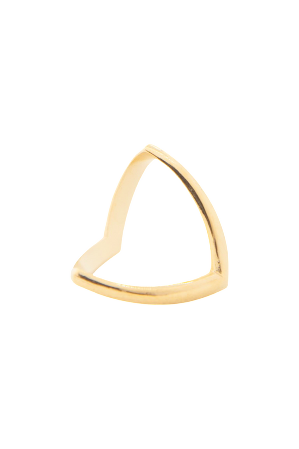 Serendipity - Gold Confidence Ring