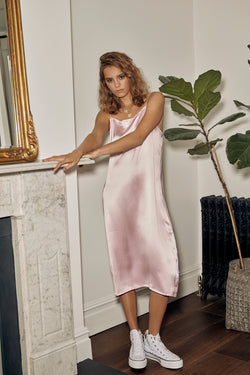 The Prima Slip Dress