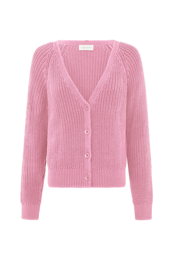 Margot Cardigan - Pink