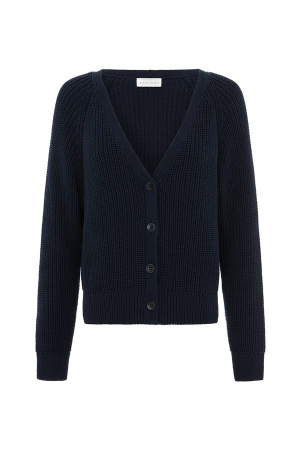 Margot Cardigan - Navy