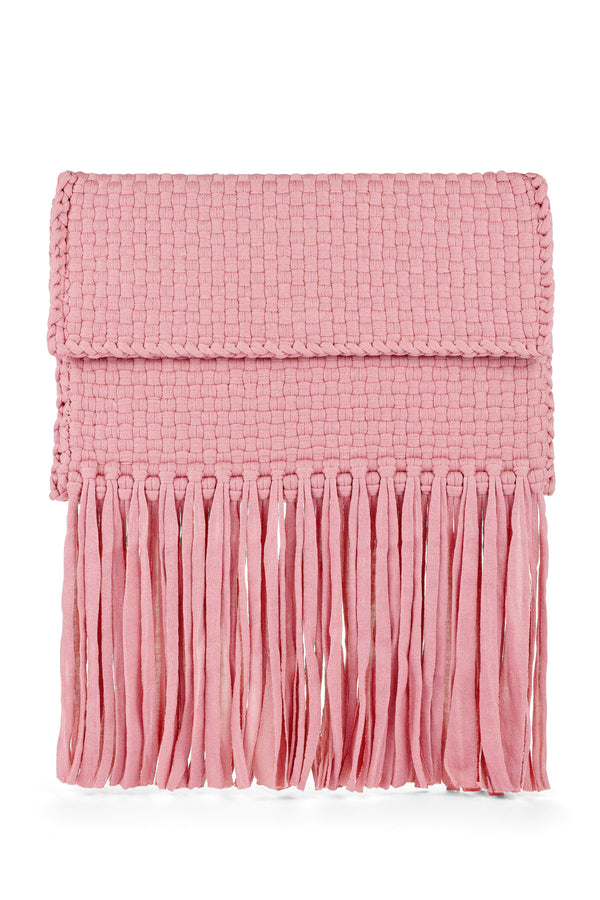 Dusty Pink Clutch