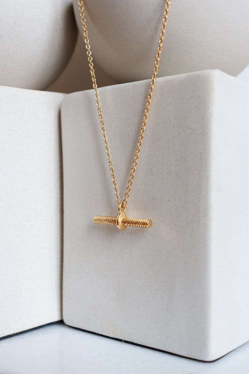 Tula Bar Necklace