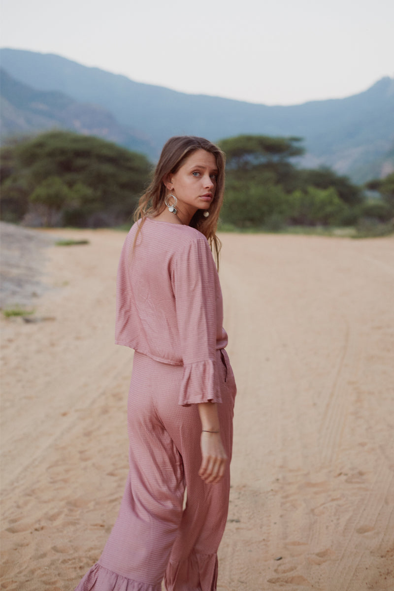 Chyulu Set – Dusty pink