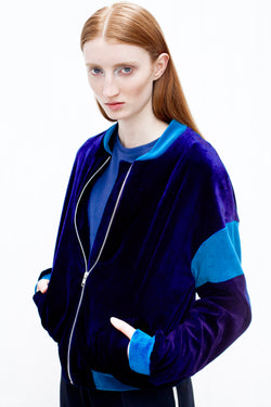 Shelly Bomber Jacket