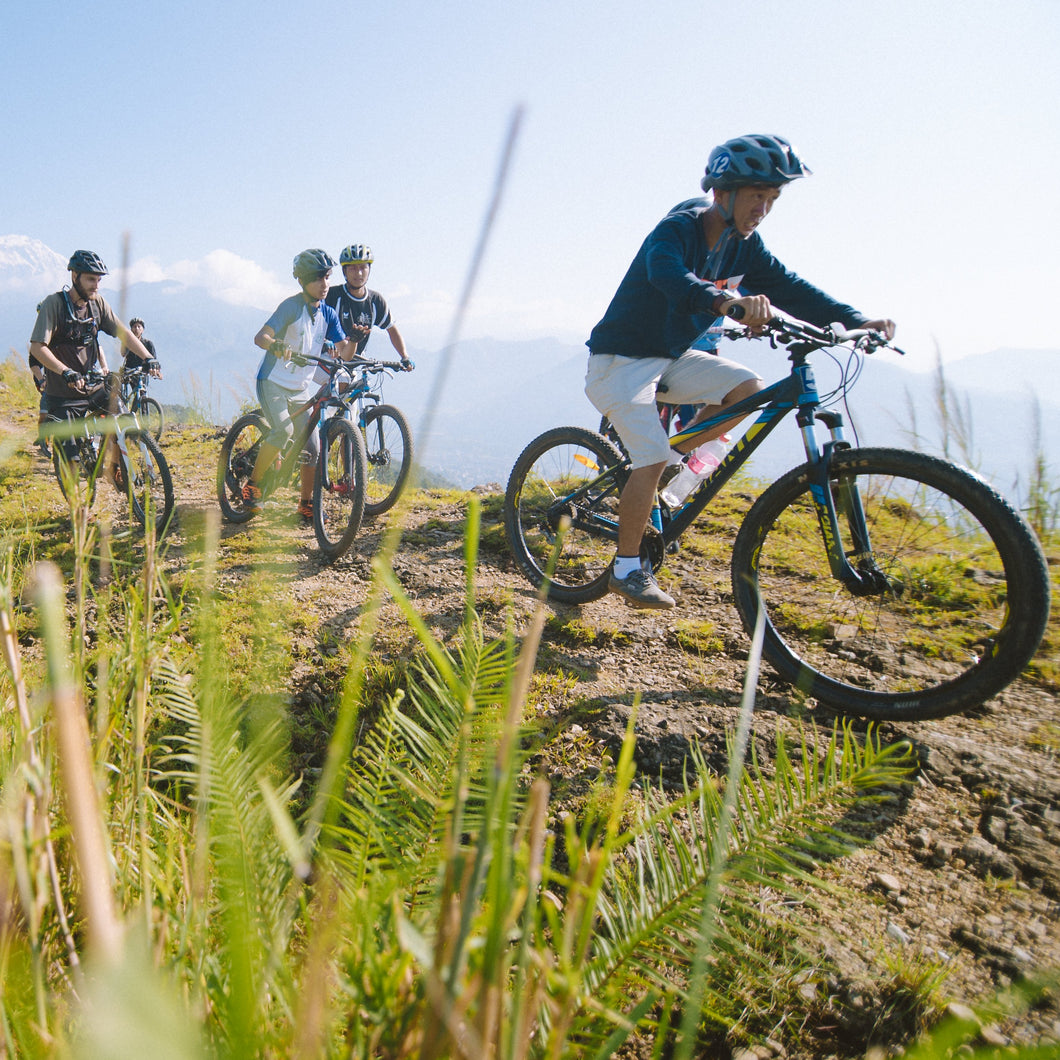 Purchase a Mountain Bike for the Cycling Program
