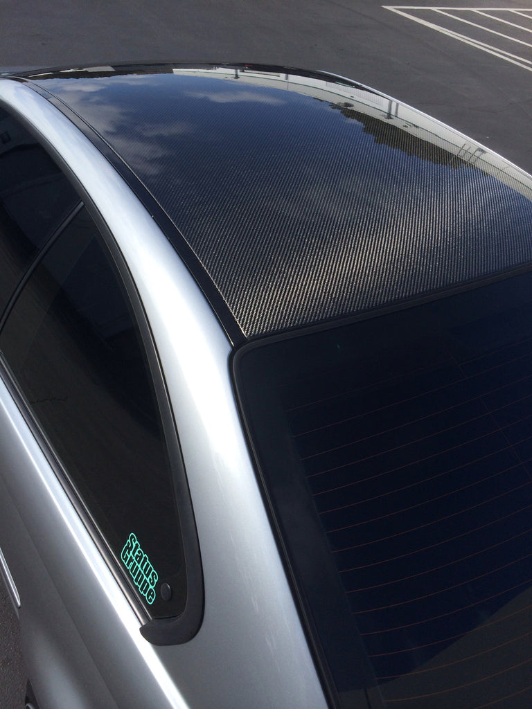 Bmw E46 Coupe Csl Carbon Fiber Roof Panel Made By Rkp