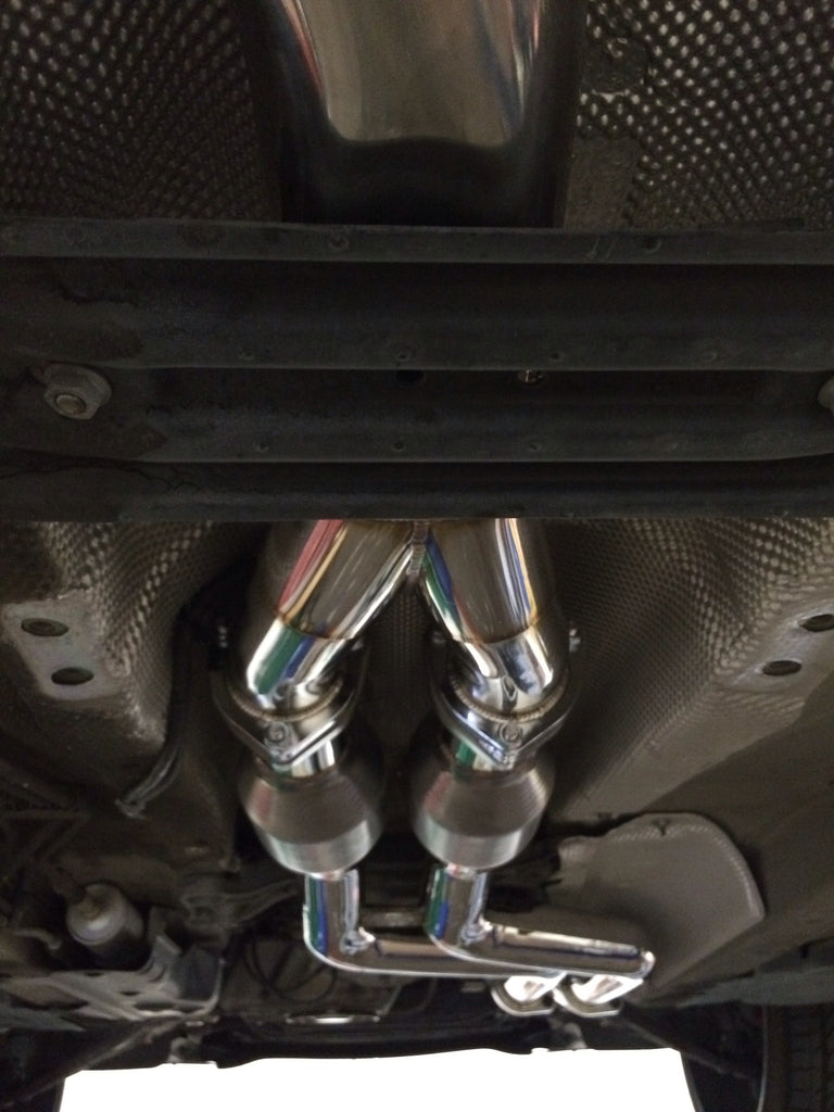 Bmw E46 M3 Section 1 With Catalytic Converter The Status