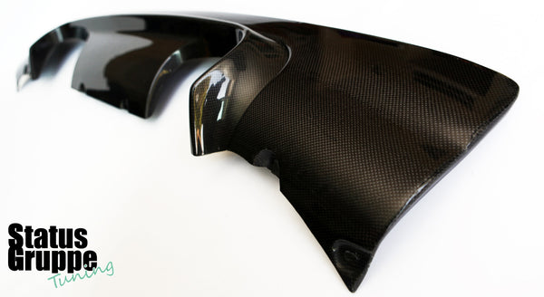SGT CSL Rear Diffuser 1x1 CF Weave shown