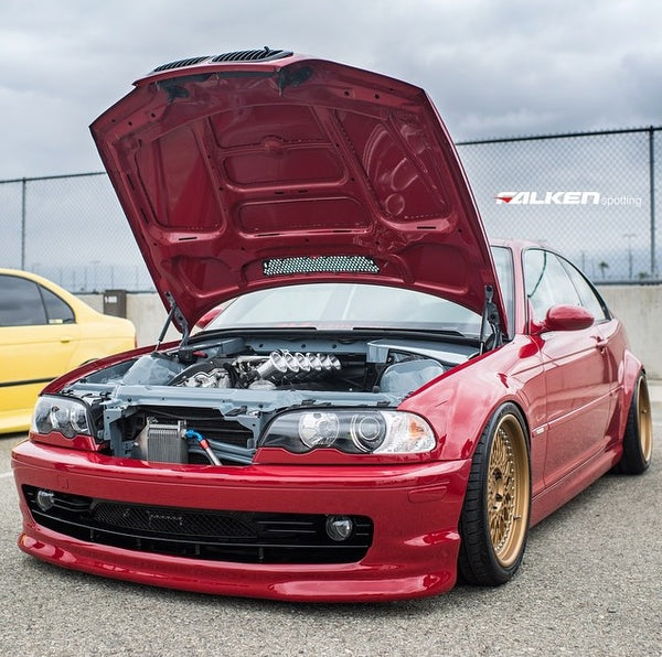BMW E46 M3 S54 Velocity Stack Kit