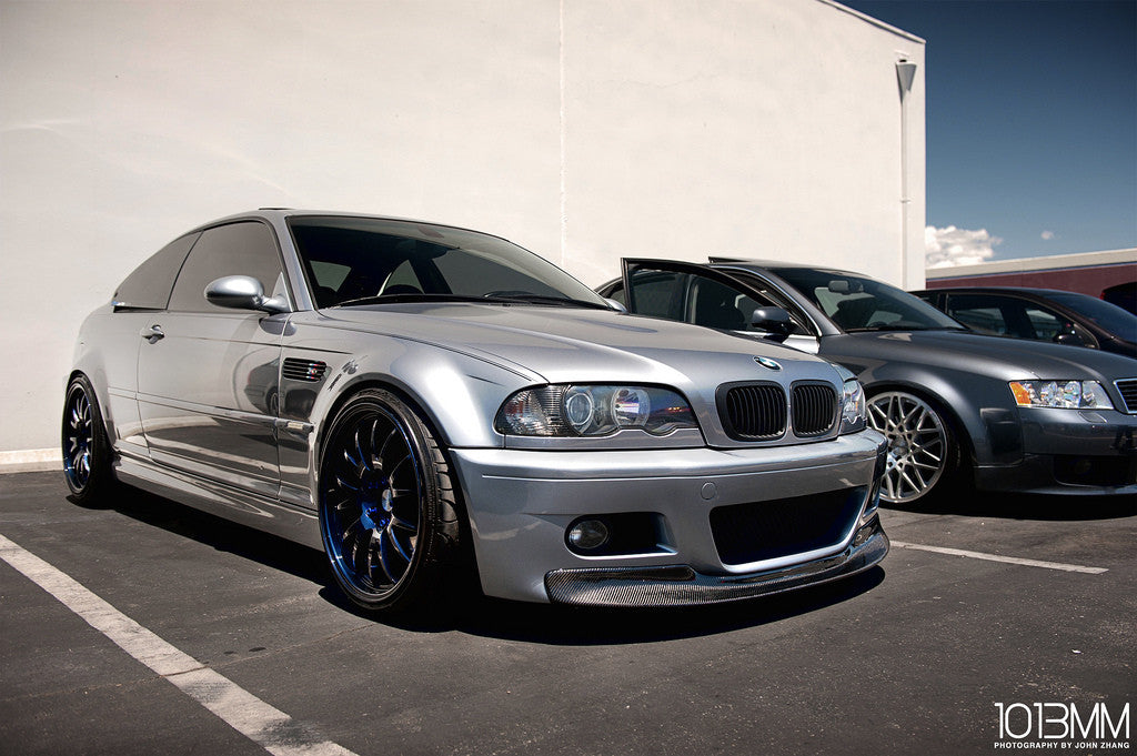 Bmw E46 M3 Srs Coilover Kit Status Gruppe Manufacturing Inc