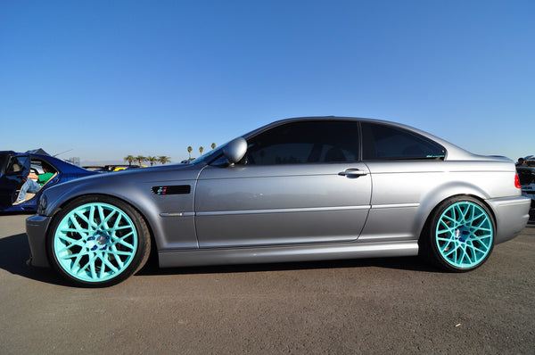2003.5 BMW M3 Equipped with SGT-SRS Coilovers
