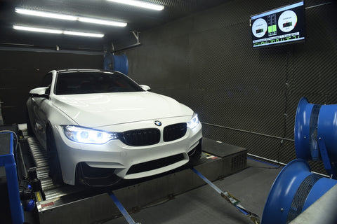 BMW F8X M3 TTFS Custom Tune