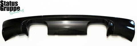 SGT CSL Rear Diffuser 2x2 CF Weave shown