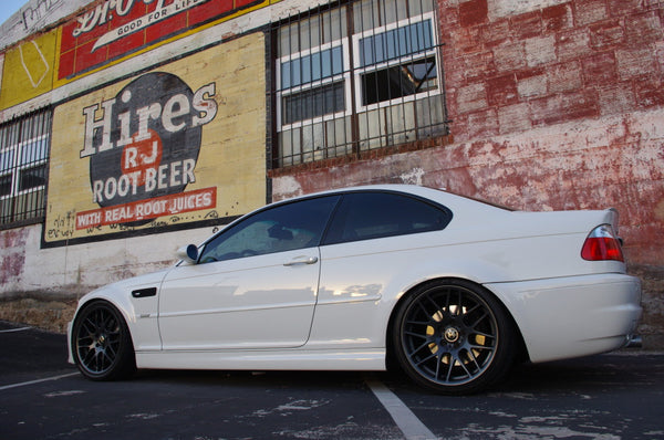 2005 BMW M3 Equipped with SGT-SRS Coilovers