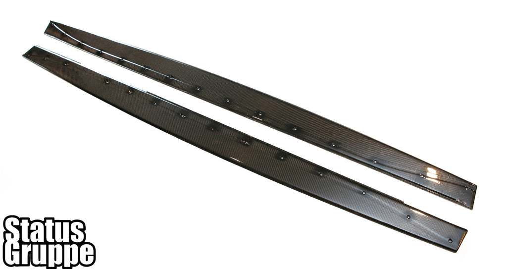 Bmw F80 M3 15 18 Side Skirt Extension Status Gruppe Manufacturing Inc