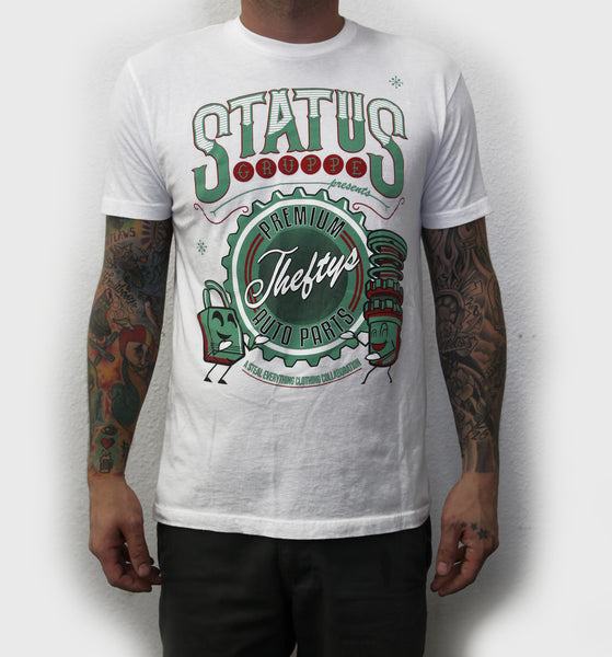 "Status Gruppe ""Theftys Auto Parts"" T-Shirt / Tank"