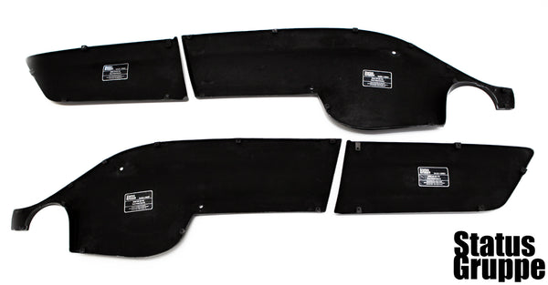 BMW E46 Coupe CF CSL Door panel inserts
