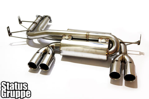 BMW E46 M3 Rear Muffler Section 3 *V1*