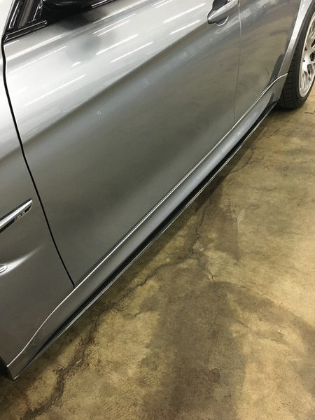 BMW F80 M3 15-16 Side Skirt Extension