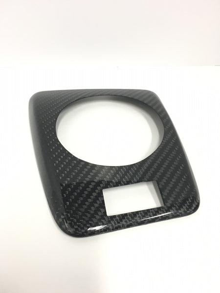 BMW E46 M3 SMG CF Shift Surround Cover