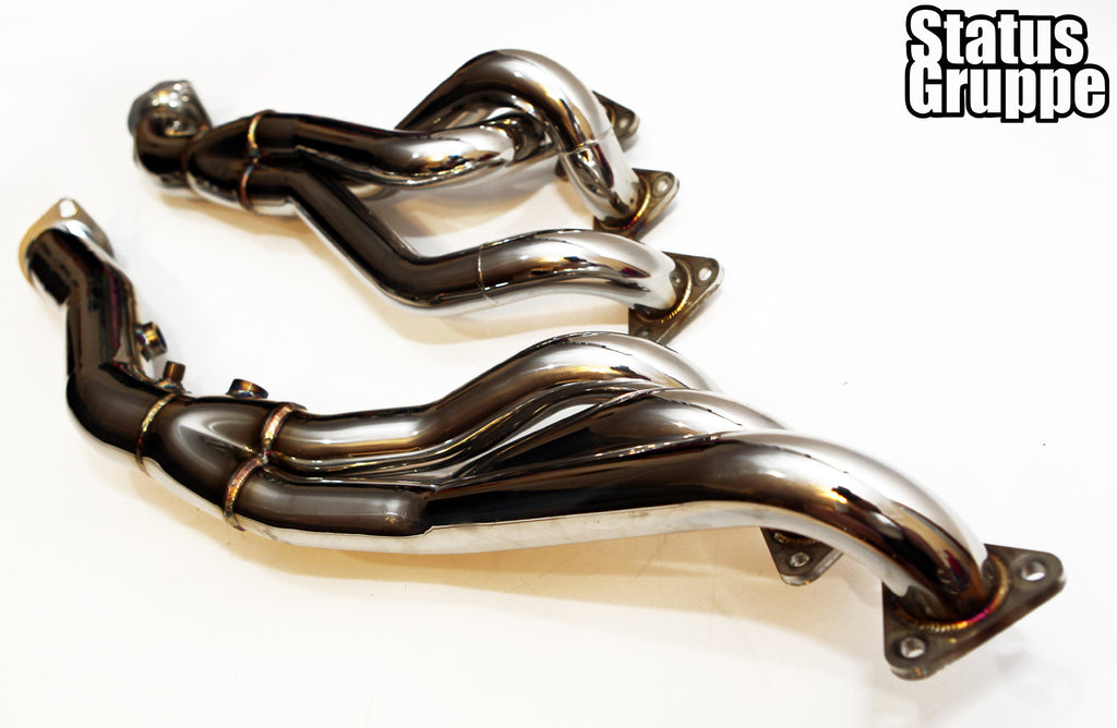 Bmw S54 Stainless Steel Quot Cat Less Quot Headers Status Gruppe
