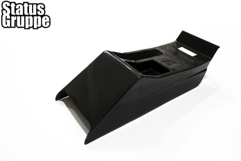 "BMW E46 ""CSL Style"" Carbon Fiber Center Console"