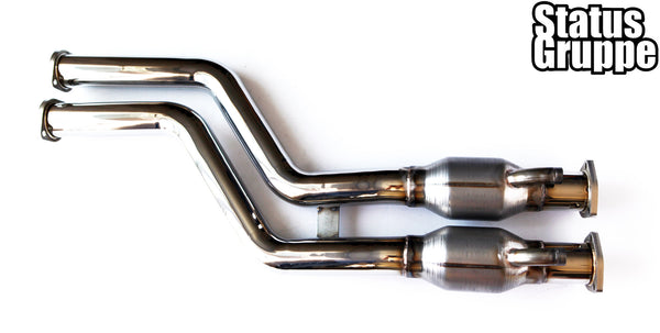 BMW E46 M3 Section 1 With Catalytic Converter