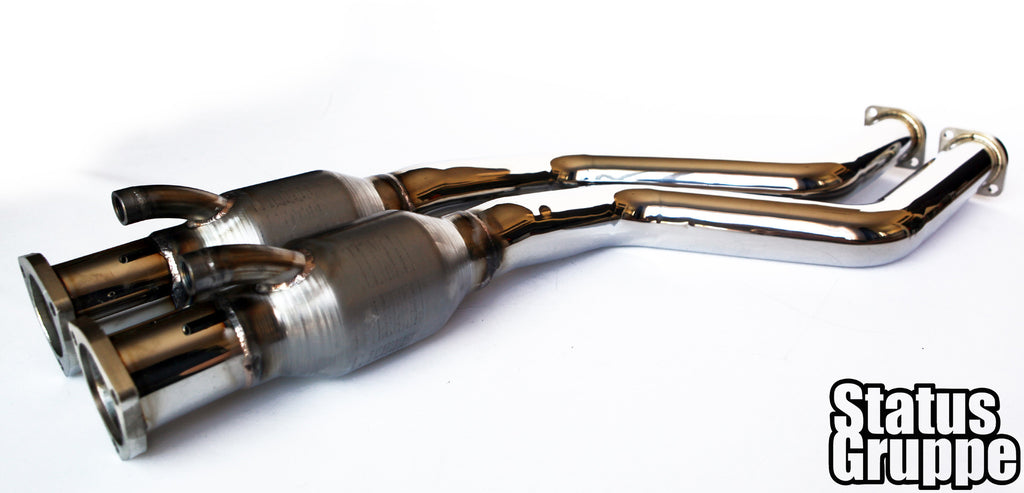 BMW E46 M3 Section 1 With Catalytic Converter: BMW M3 Catalytic Converter At Woreks.co