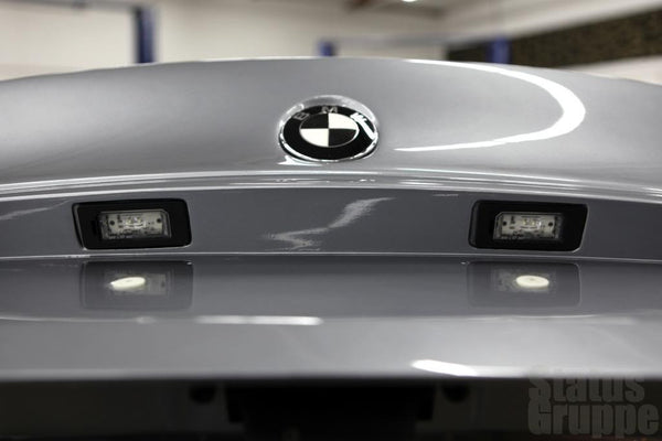 "BMW E46 Coupe Inc/ M3 01-06 SGT-SCZA ""CSL Style"" Trunk Lid"