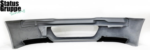 "BMW E46 M3 ""CSL Style"" Front Bumper. Shaved Version Pictured"