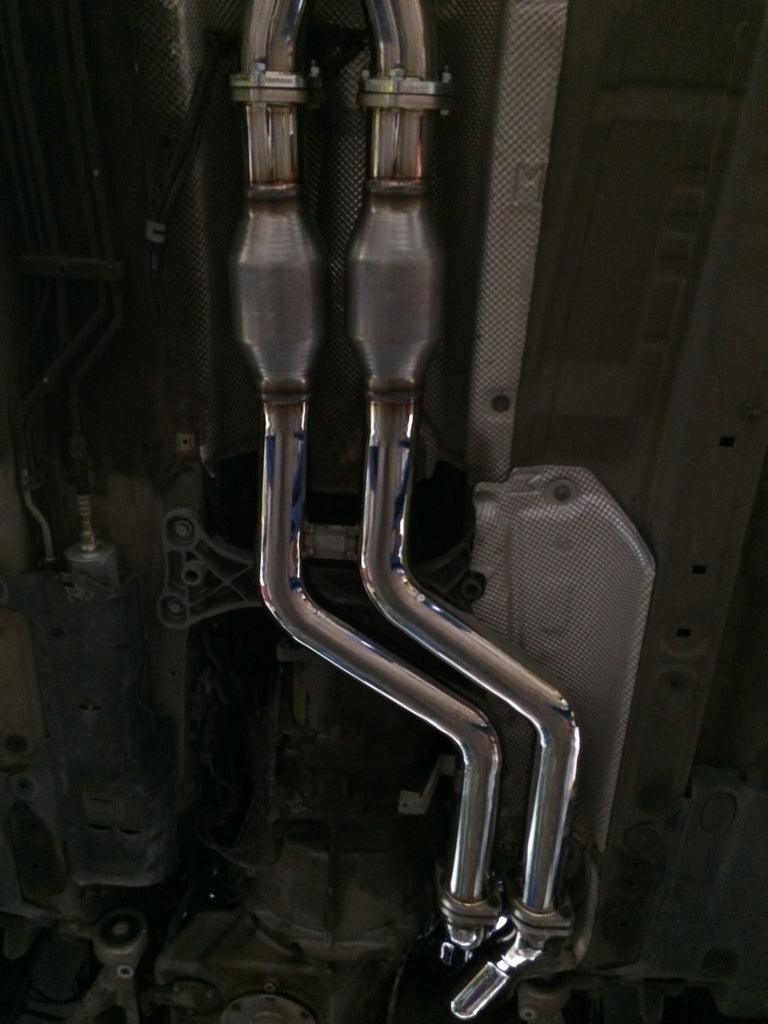 Bmw E46 M3 Section 1 With Catalytic Converter Status