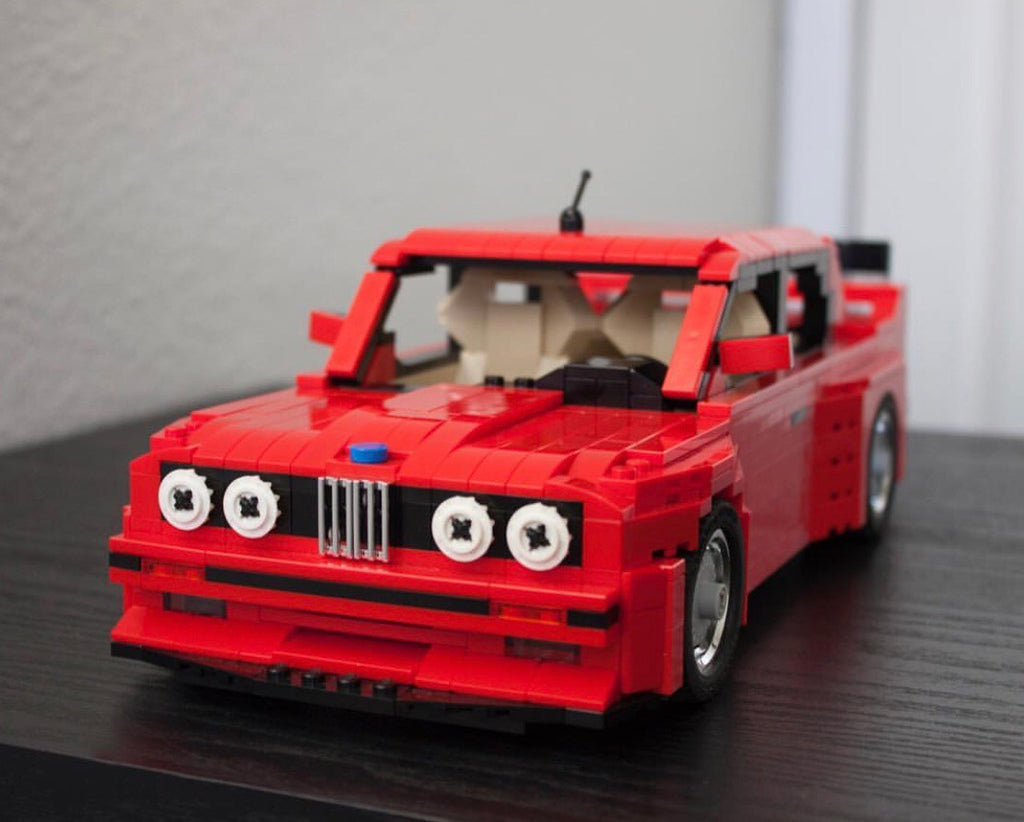 Lego Bmw E30 Kit Status Gruppe Manufacturing Inc