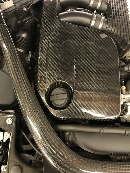 BMW F80 M3 | F82/83 M4 S55 CF Engine Cover