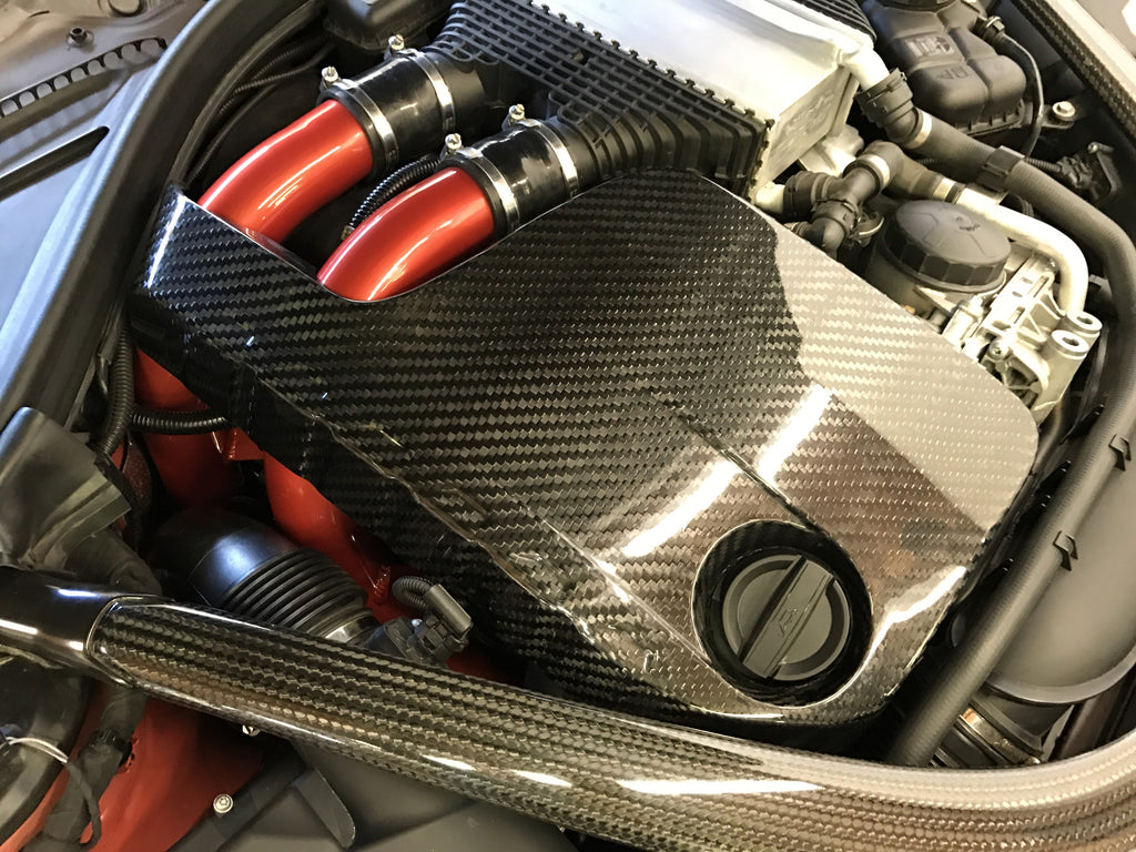 Bmw F80 M3 F82 83 M4 S55 Intake Charge Pipe Status