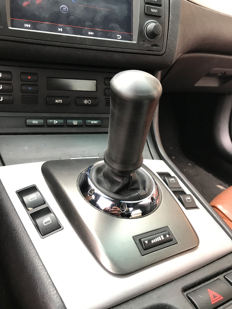 Status Gruppe Bmw Delrin Race Shift Knob Status Gruppe Manufacturing Inc